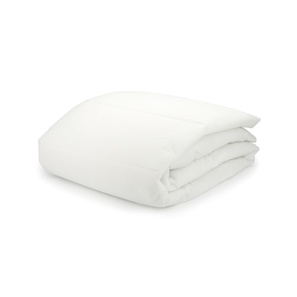 Quilt single bed Manta White