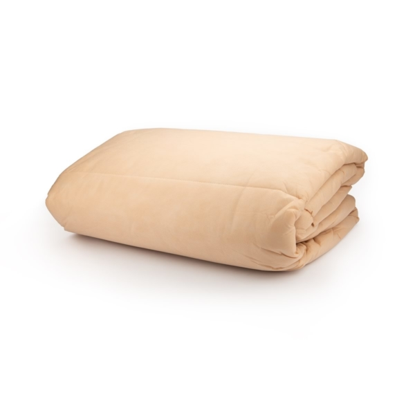 Quilt double bed beige Manta Color